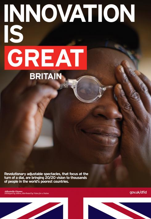DFID Poster