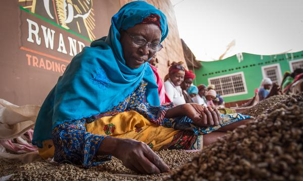 Impact Story: Rwandan Coffee Workers
