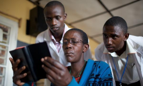 Transforming Lives in Rwanda