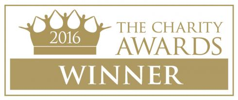 Charity Award Logo