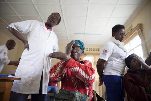 Screening Rwanda