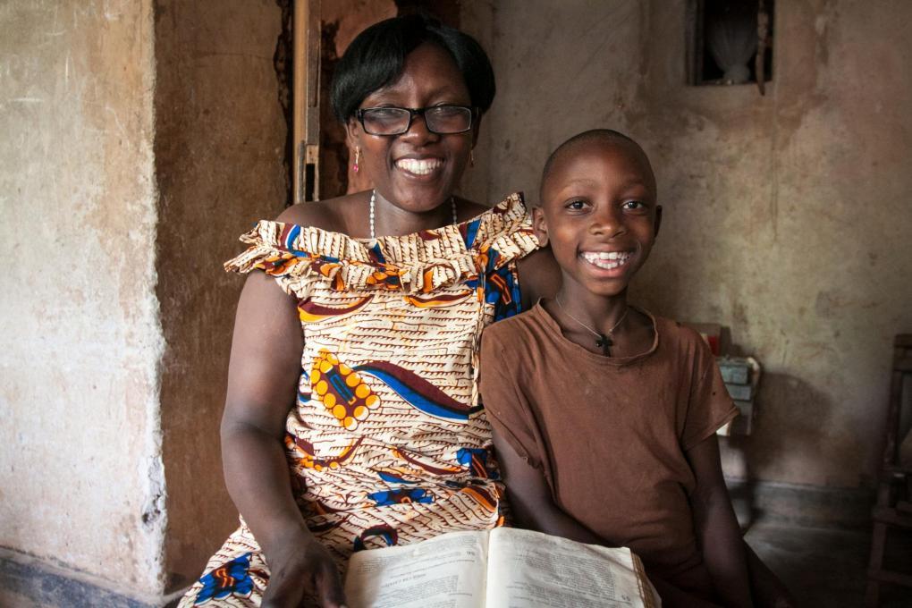 Rwanda beneficiaries