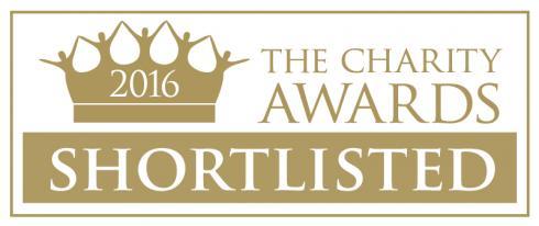Charities Award Logo