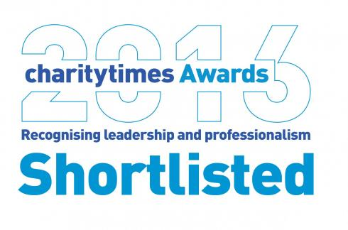 Charity Times Awards Shortlisted