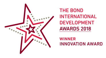 Bond 2018 Innovation Award Winner