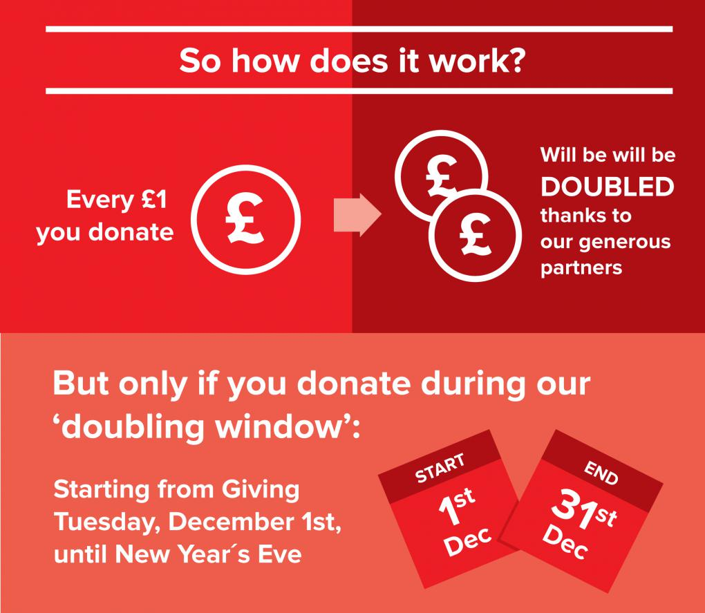 infographic end of year appeal